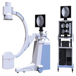 High Frequency C-Arm Radiography ZCAR-A10