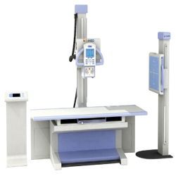 High Frequency X-Ray Radiography ZXRR-A10
