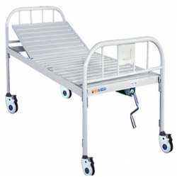 Single Crank Manual Hospital Bed ZMB-A83