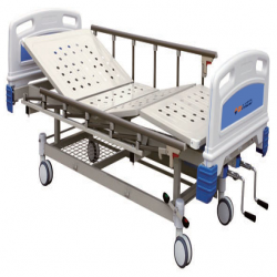 Two Crank Manual Hospital Bed ZMB-A70