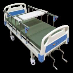 Two Crank Manual Hospital Bed ZMB-A71